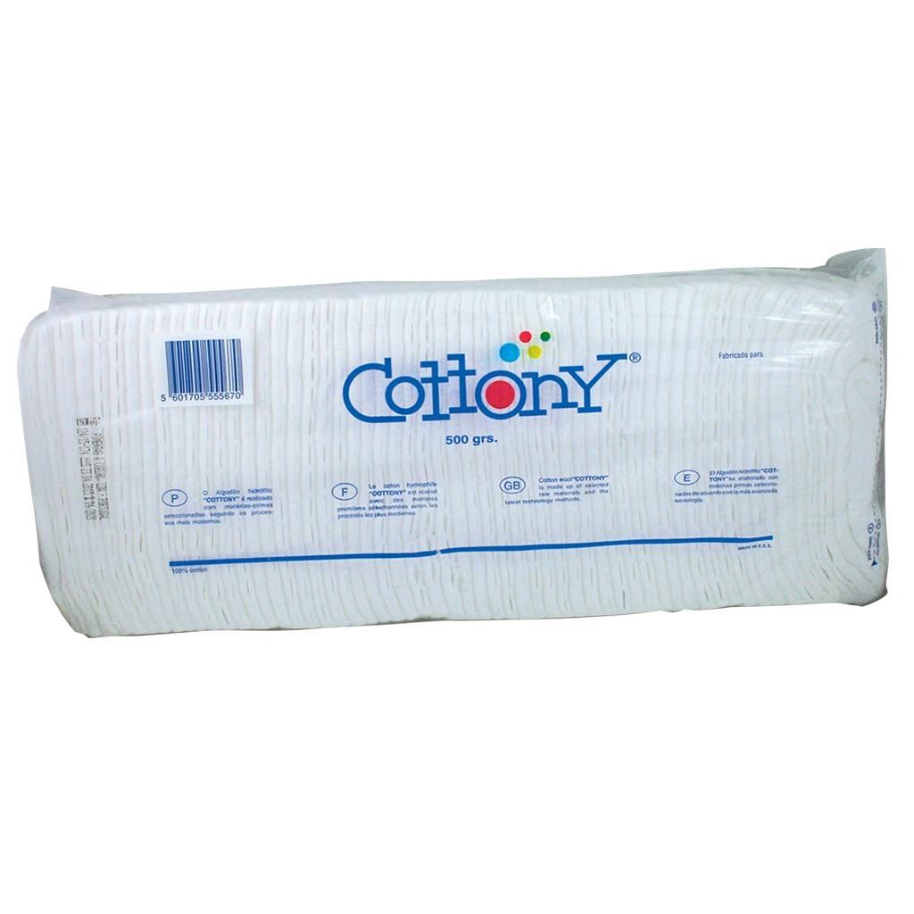 Coton hydrophile 500 g