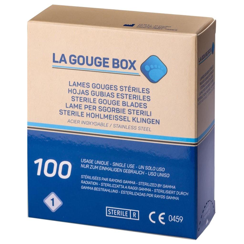 Lames gouges La Gouge Box