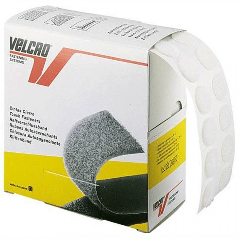 Boîte distributrice Velcro
