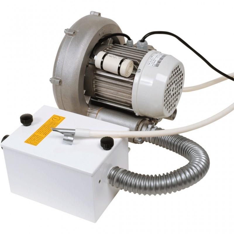 Kit d'aspiration simple turbine