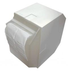 Distributeur de carrés de cellulose