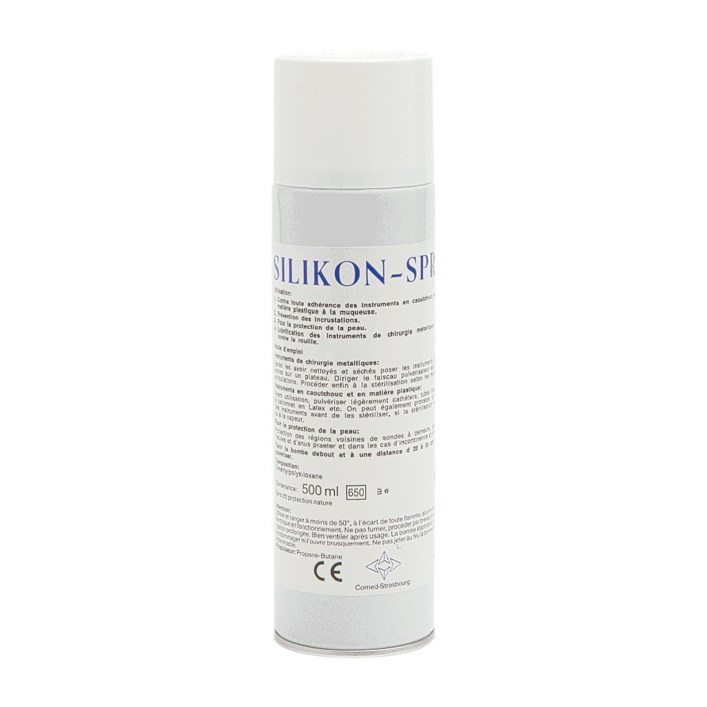 Silikon spray