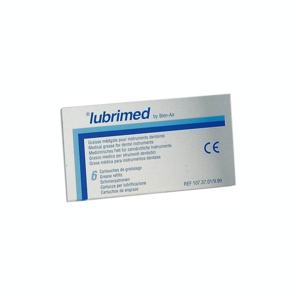 Recharge de 6 cartouches Lubrimed