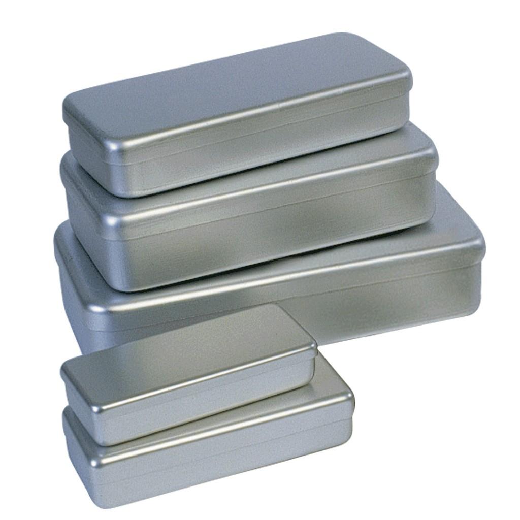 Boîtes aluminium