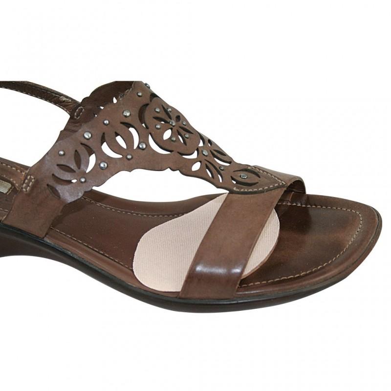 Protection têtes métartasiennes pour chaussure