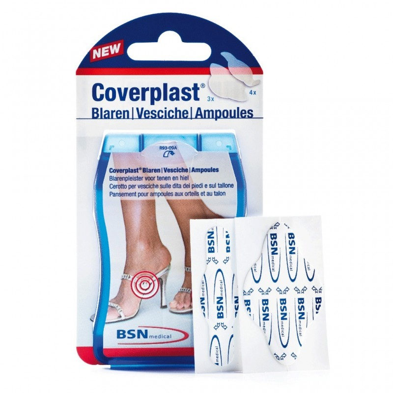 Coverplast ampoules