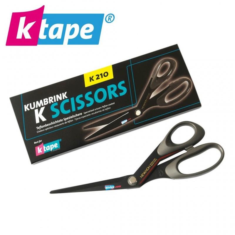 Ciseaux K-taping 21 cm
