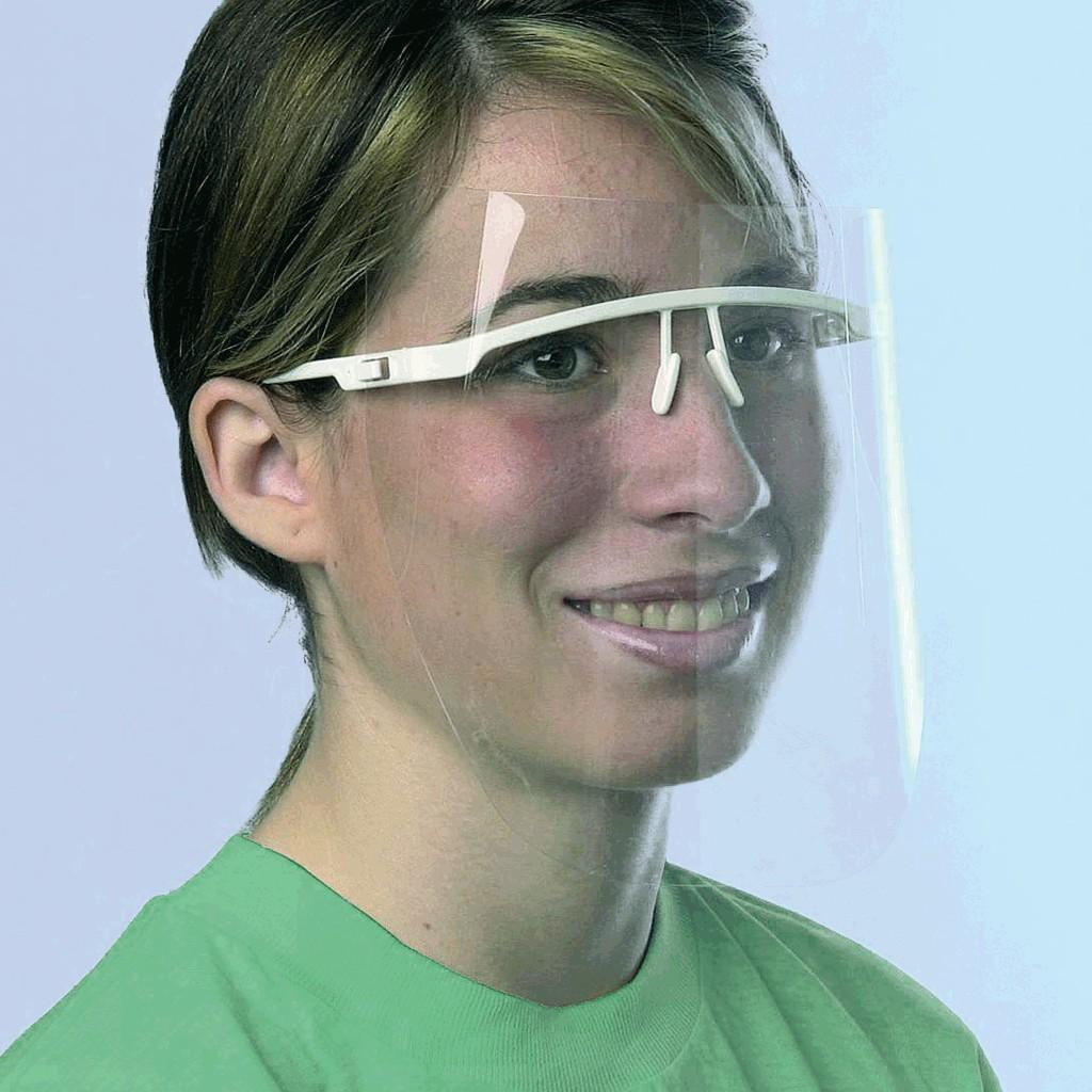 lunettes de protection pour les yeux et le visage Lunettes de s/écurit/é pour le visage lunettes de protection anti-bu/ée et anti-/éclaboussures transparentes